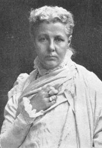 Besant en 1897