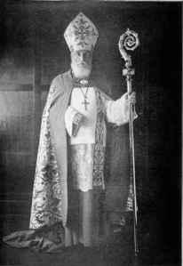 Leadbeater, Obispo anglicano