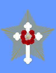 Emblema de la RC de Max Heindel